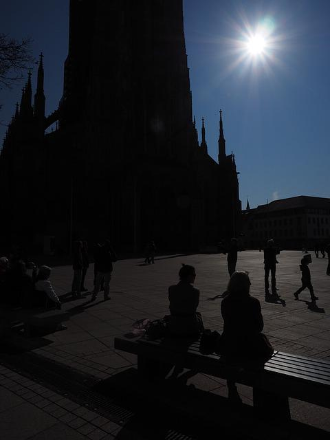 Cathedral Square, Personal, People, Ulm Cathedral
