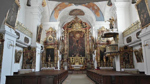 St Walburg, Monastery, Church, Parish Church, Catholic
