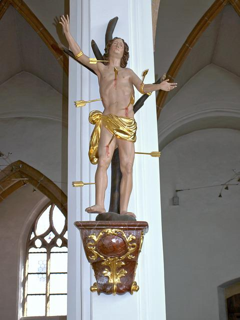 Neumarkt, Ybbs, Hl Nikolaus, Church, Catholic, Interior