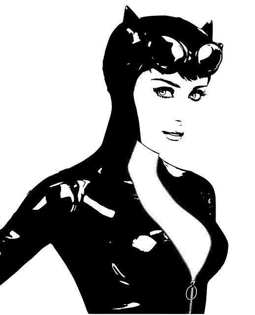 Cat, Catwoman, Superhero, Cartoon, Marvel, Cinema