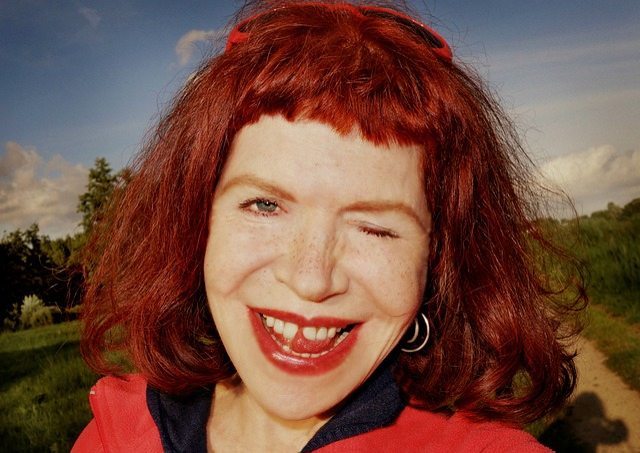 Portrait, Face, Woman, Caucasian, Smile, Gap Toothed