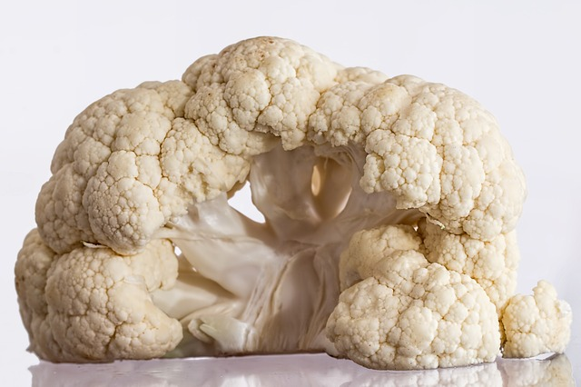Cauliflower, Vegetable, Fresh, Vegetarian, Healthy