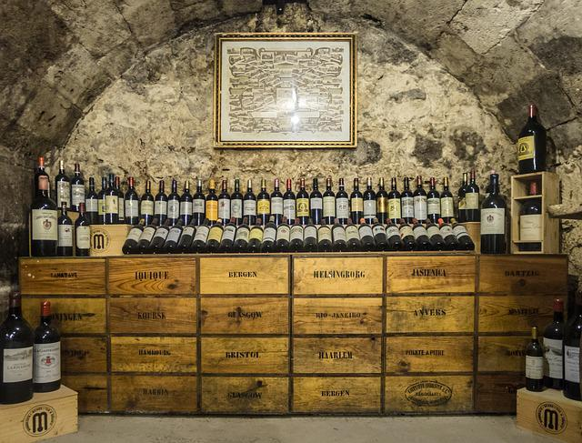 Wine, Winery, Burgundy, Rioja, Cava, Bottles, Cave