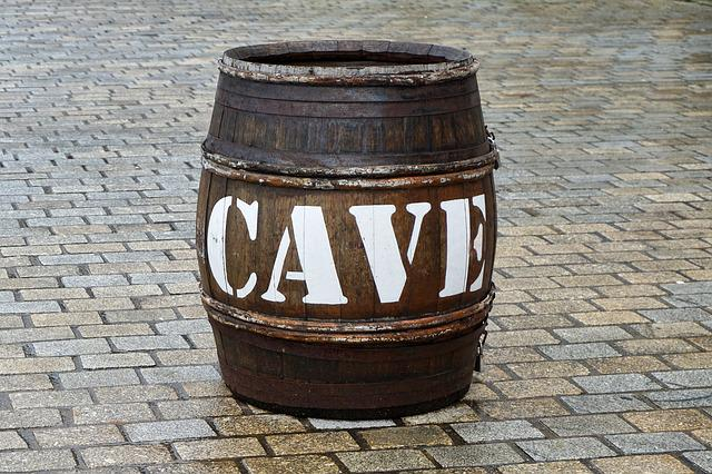 Barrel, Drink, Cave, Wine, White Wine, Wine Shop