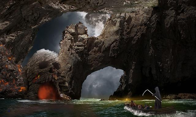 Cave, Fantasy, Mood, Dream, Atmosphere, Mysticism