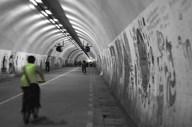 Xiamen, Tunnel, Cave