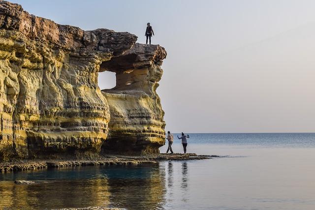Cyprus, Cavo Greko, National Park, Travel, Sea, Sky