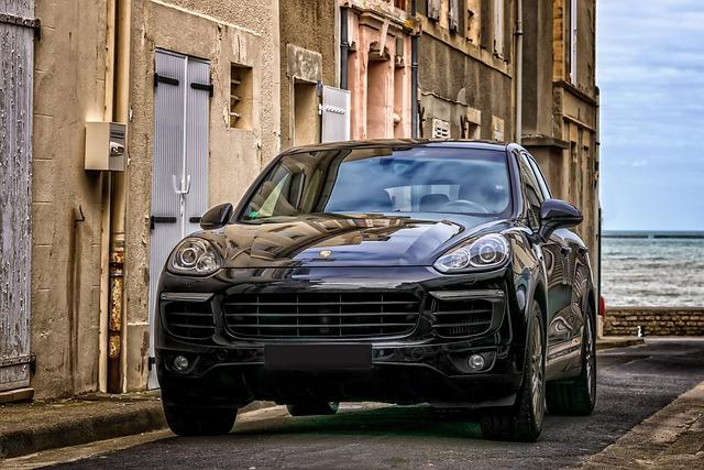 Porsche, Luxury, Cayenne, Suv, Expensive, Vehicle, Auto