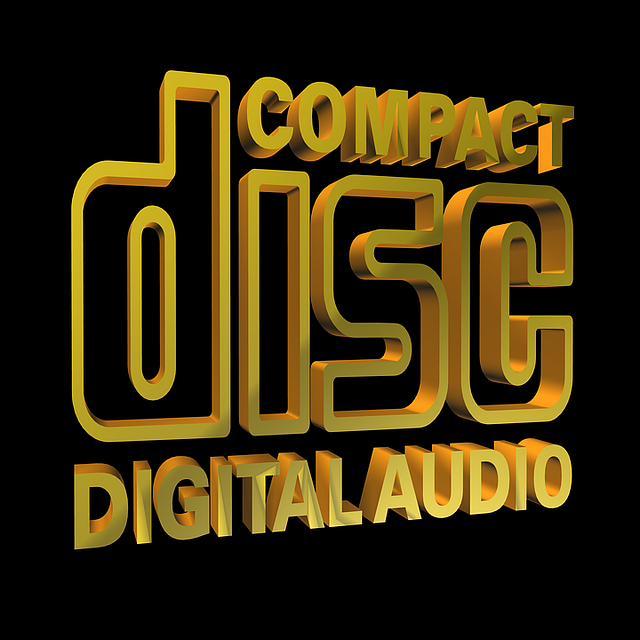 Compact Disc, Cd, Disc, Compact, Dvd, Media