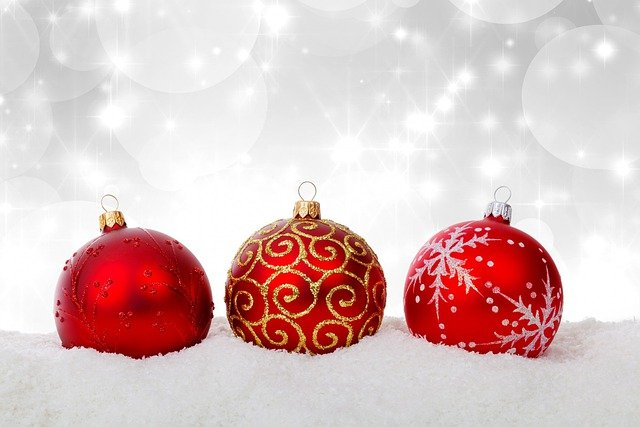 Christmas Ball, Baubles, Celebration, Christmas