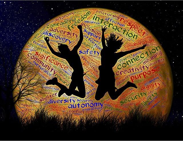 Life, Humanity, Civilization, Celebration, Thriving