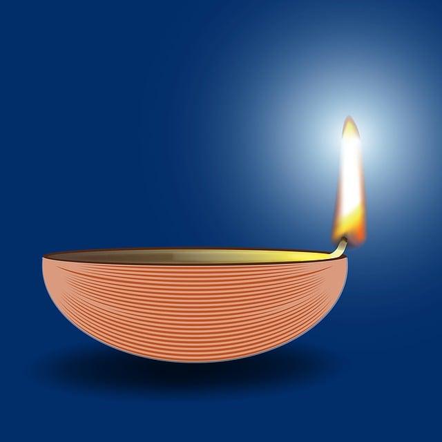 Candle, Diwali, Diya, Festival, Celebration, Indian