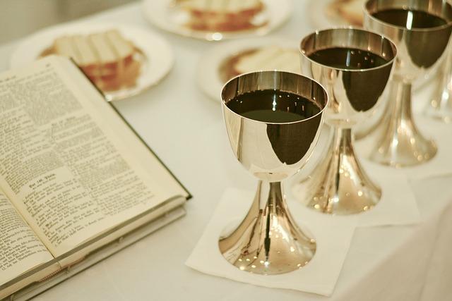 Worship, Last Supper, Celebration Of Holy Communion