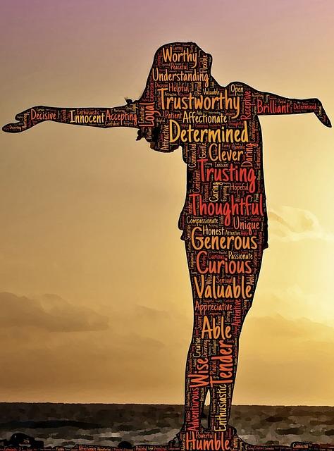 Positive, Qualities, Character, Attitudes, Celebration