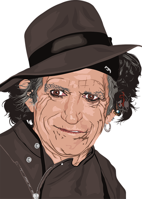 Artist, British, Celebrity, English, Keith Richards