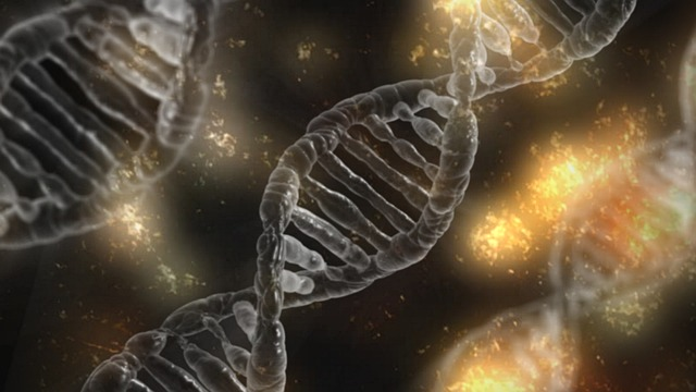 Dna, Microscopic, Cell, Gene, Helix, Science, Medical