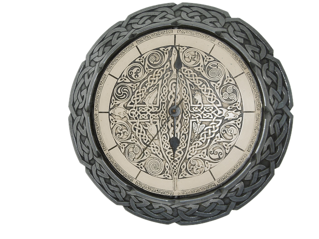 Clock, Celtic, Knot, Time, Celtic Knot, Circle, Old