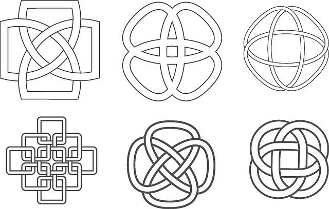 Celtic, Knots, Designs, Ornament, Symbols, Ancient