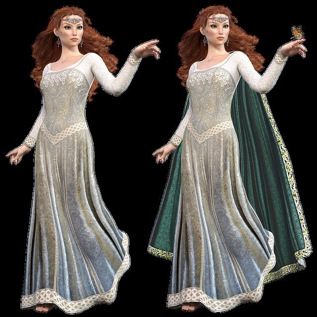 Women, Fantasy, Celtic, Mystic