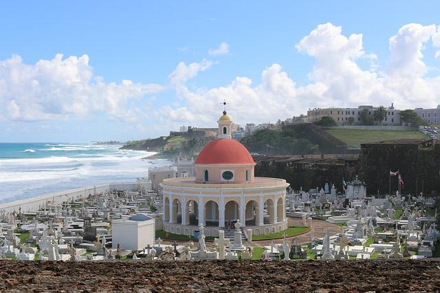 Cemetery, San Juan, Puerto Rico