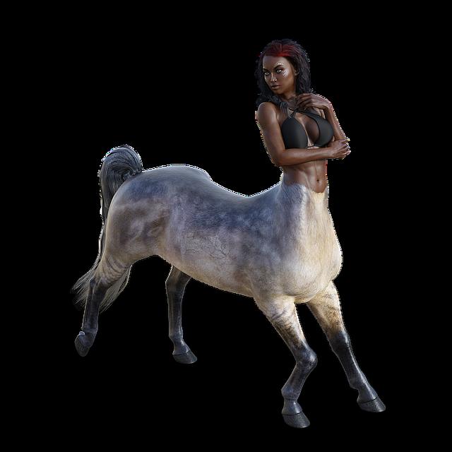 Centaur, Hybrids, Mythology, Horse, Human, Woman