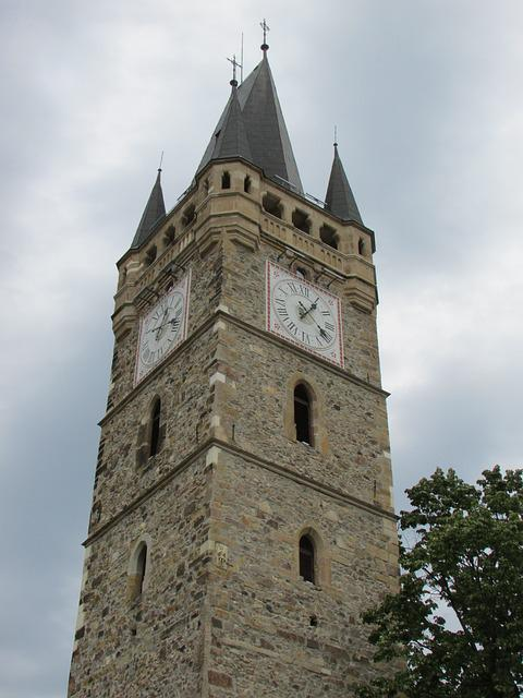 Baia Mare, Transylvania, Center, Maramures, Tower