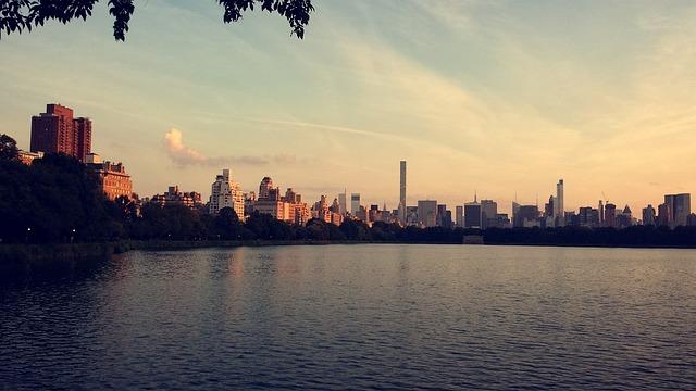 Free Photo Central Nyc Park Spring Central Park Manhattan