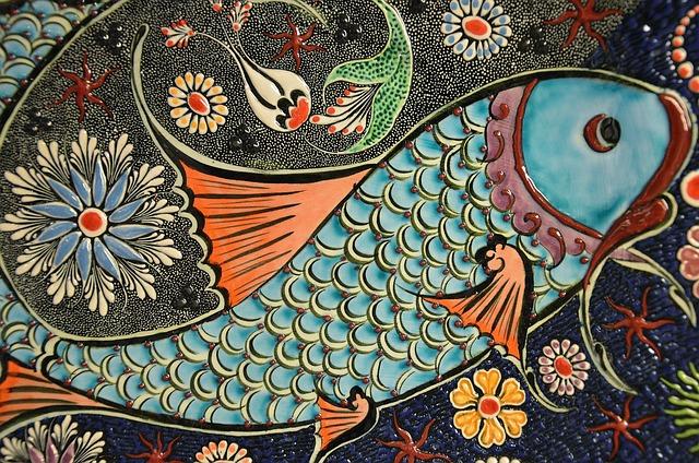 Mosaic, Tile, Art, Ceramic, Colorful, Decorative