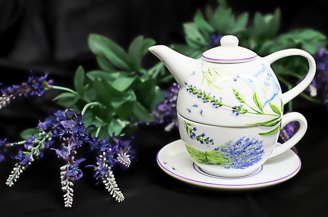 Teacup, Cup, Ceramic, Teapot, Tee, Drink