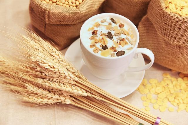 Cereal, Food, Grain, Healthy, Fibres, Oat, Breakfast
