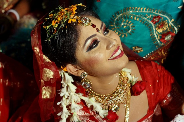 Bride, Bangladesh, Wedding, Ceremony, Cute, Hindu, Asia