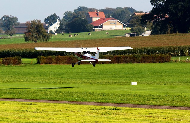 Cessna, Airport, Air Traffic, Start, Fly, Sitterdorf