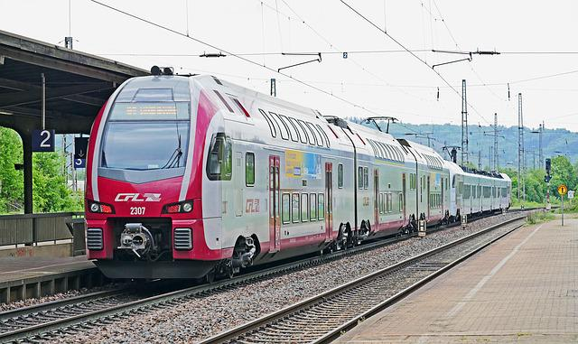 Regional Train, Double Decker, Stadler Kiss, Cfl