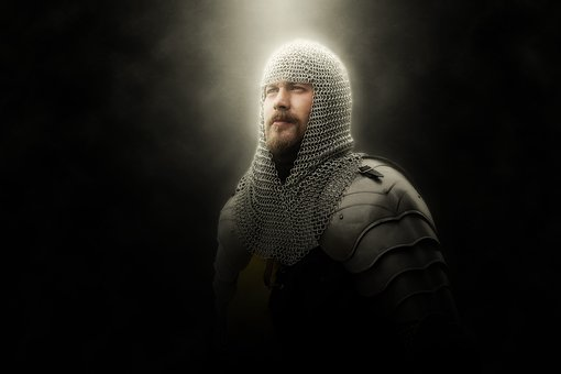 Knight, Armor, Chainmail, Middle Ages, Historically