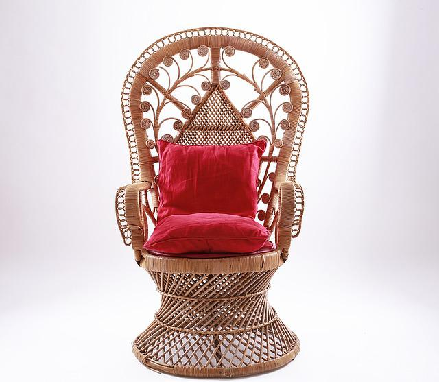 Rattan, Armchair, Relaxation, Chairs, Rattan Furniture