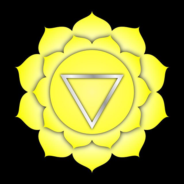 Solar, Chakra, Chi, Energy, Spiritual
