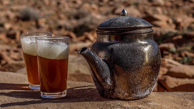 Drink, Glass, Cup, Pot, Wood Tea, Récipient, Chaleur