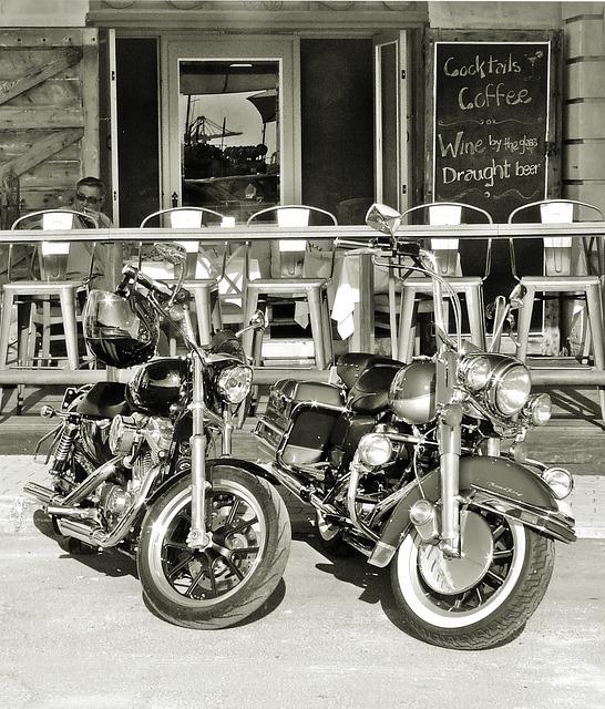 Harley Davidson, Cafe, Chalk Board, Harley, Hd