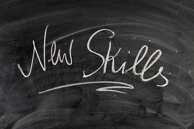 Board, Chalk, Training, Skills, Teaching, Concept