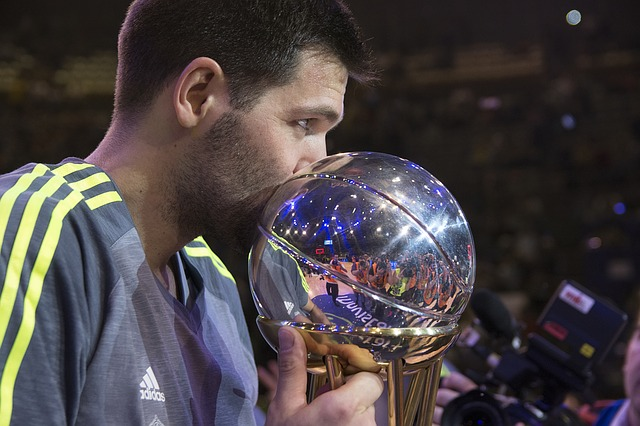 Basketball, Real Madrid, Champion, Copa Del Rey