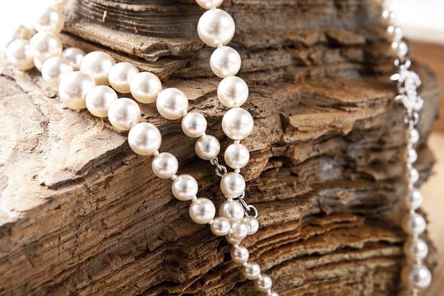 Jewelry, Pearl, Necklace, Chanel, Rock, Beautiful, Love