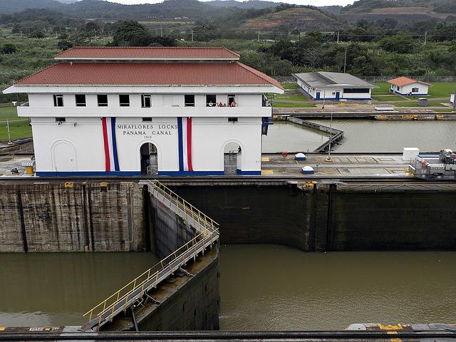Miraflores, Channel, Panama