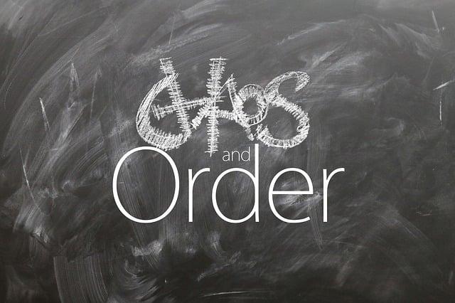 Chaos, Regulation, Chaos Theory, Board, School