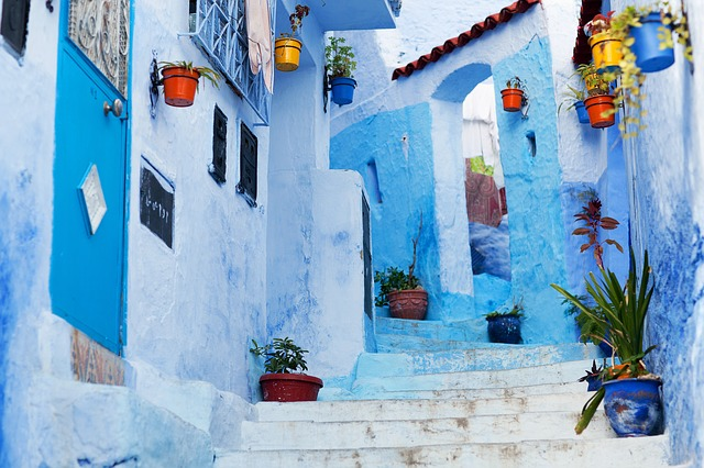 Chefchaouen, North Morocco, Chaouen, Old Town