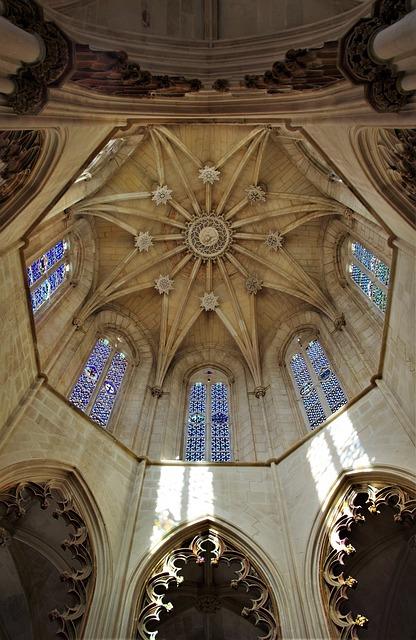 Batalha, Chapel, Portugal, Unesco, World Heritage Site