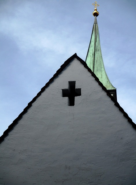 Church, Chapel Of The Cross, Appenzell, Capital