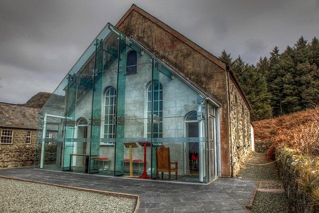 Capel, Nant Gweutheyrn, Chapel, Wales, North
