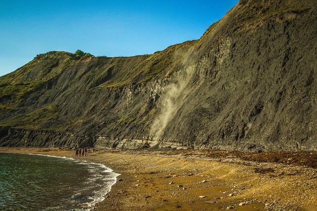 Bay, Chapman's Pool, Nature, United States Of America