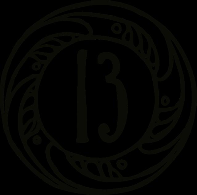 Number, Chapter, Birthday, Button, Design, Decoration