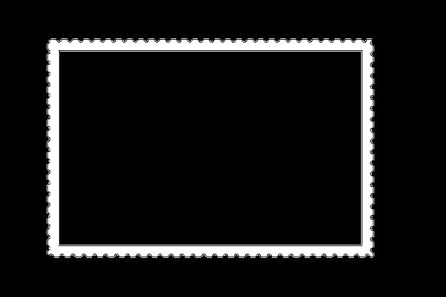 Postage Stamp, Postal, Stamp, Character, Frame